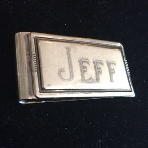 Jeff Money Clip